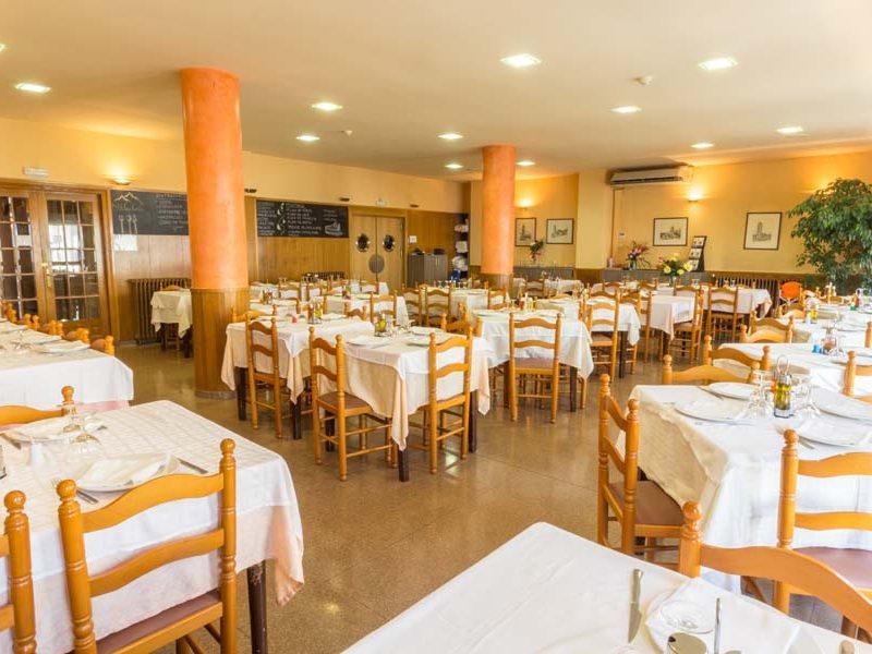 Restaurante vista 2